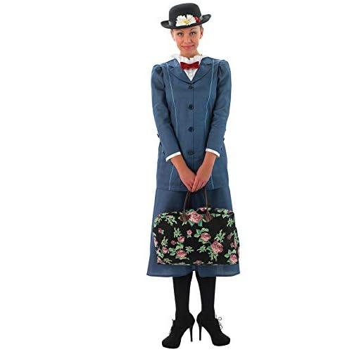 Rubie' s costume da Mary Poppins, ufficiale Disney, da donna, taglia S