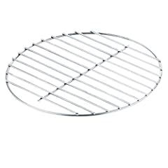 """Fits 14-inch Smokey Joe / Smokey Joe Silver and Gold and Tuck-n-Carry Grills The cooking grate itself is 13.5"""" in diameter Out of Carton Dimensions: 13.7 x 13.7 x .3 inches"""