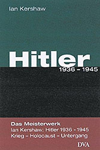 Hitler, 1936-1945