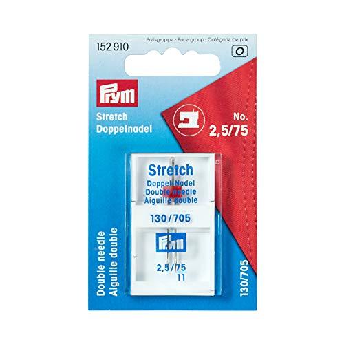 Prym dubbele naaimachine naalden Sys. 130/705 Stretch 75/2.5