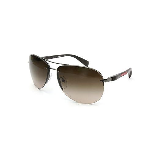 df4b894695a6 Prada Linea Rossa Men's PS 56MS Sunglasses