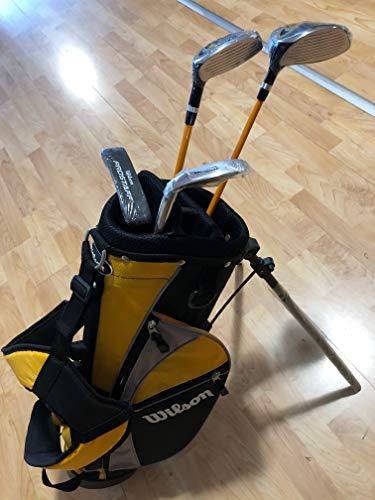 Altro Wilson Staff Golf-Set Junior 8 Years...