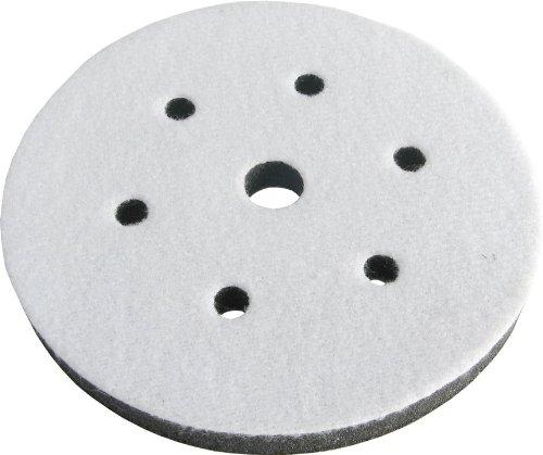 Connex COM191008 Klett Schaum-Kontaktteller für Exzenterschleifer, 8-Loch, 123 mm