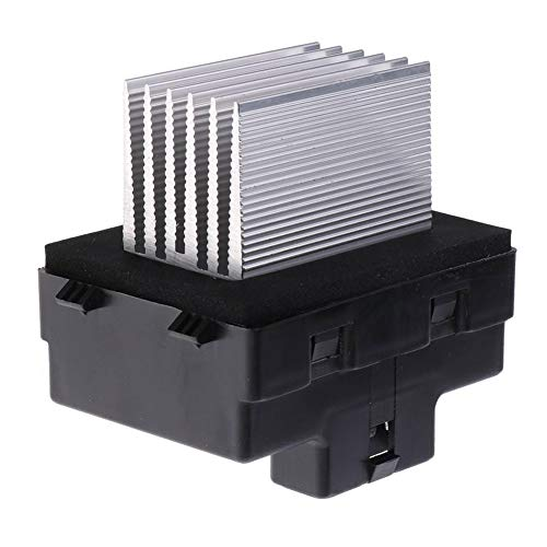 HVAC Fan Blower Motor Resistor, Replaces 8E5Z19E624A, JA1712, YH-1825, YH1825, 4P1589 Compatible with Ford Lincoln Mercury - 2010 2011 2012 Fusion, 2010 2011 2012 MKZ, 2006 2010 2011 Milan
