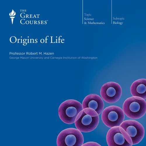 Origins of Life audiobook cover art