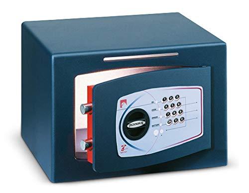 Cassaforte A Mobile Digitale Antirapina Serie Gold Technomax - 430X490X350Mm