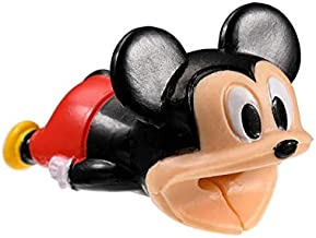 Charger Bites Disney Adorable Cable Protectors - Disney Winnie The Pooh, Donald Duck, Elmo, Lilo and Stitch, Mickey Mouse, and Minnie Mouse (Disney Mickey Mouse)