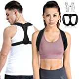 OUTERDO Posture Corrector,Spinal Support Physical Therapy Posture Brace, Back Posture Corrector