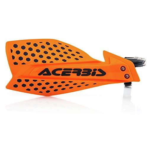 Acerbis Handschutz X-Ultimate in orange-schwarz inkl. Anbaukit