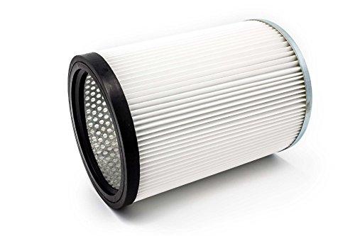 vhbw Cartucho de filtro para aspiradoras, robot aspiradora Kärcher NT 90/2 Me Classic *BR 220 V, NT 90/2 Me Classic *CN