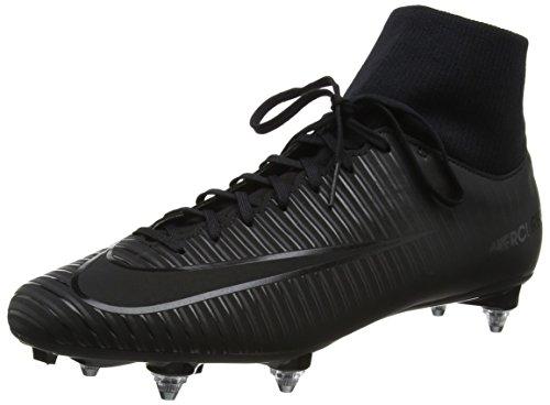 Nike Herren Mercurial Victory Vi Df Sg Fußballschuhe, Schwarz (Black Black 001), 41 EU