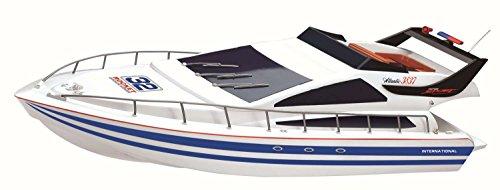 Siva Toys 30040 Atlantikboot 2.4 Ghz RTR blau, Mult