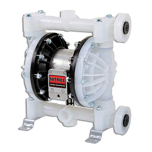 Fuelworks Heavy Duty Air Operated Pneumatic Double Diaphragm Transfer Pump 1