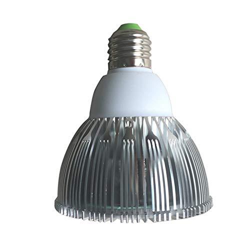 JCMY Bombillas GE Alta Lumen CE ROHS COB PAR 30 5W COB LEDpar Lámpara iluminación LED (Size : Natural White 4000K)