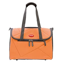 Argo by Teafco Pet Avion Airline Approved Pet Carrier, Tango Orange, Medium