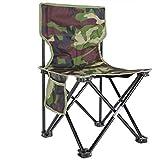 Simmia Home Ultra Léger Camping Randonnée Pliante Chaise De Pêche Camouflage en Plein...