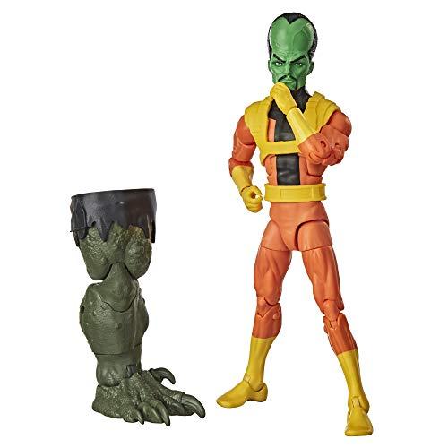 Hasbro Marvel Legends Series - Marvel's Leader (Action Figure 15 cm da Collezione, Build-A-Figure Abomination)