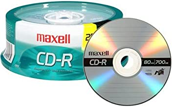 Maxell 648445 700Mb Cd-Recordable