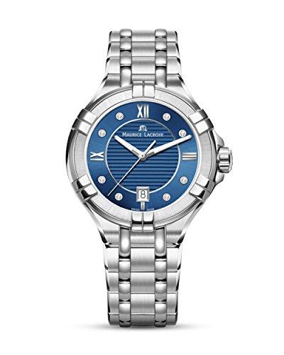 MAURICE LACROIX Schweizer Uhr Aikon AI1006-SS002-450-1