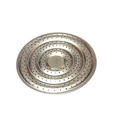 SIRIO Spargifiamma x Padella Doppia Cottura Diametro cm 20 per la distribuzione Uniforme del Calore e Stabilità sul Fornello