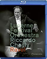 Chailly Conducts Ravel [Blu-ray]