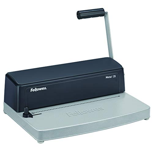 Fellowes Metal 25 - Encuadernadora...