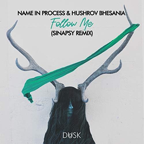 Name In Process & Hushrov Bhesania