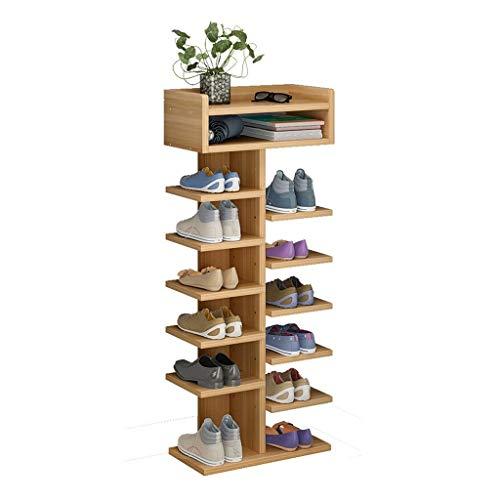 xuejuanshop Zapatero Rack de Zapatos Simple de 7 Pisos Rack de Zapatos Multiusos en Forma de árbol Foyer Dormitorio Rack de Zapatos en casa Zapatera