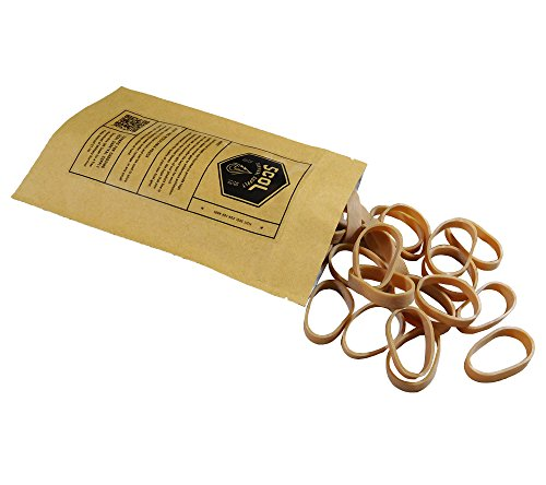 Parachute Bands, Type II (Heavy Duty Rubber Bands)