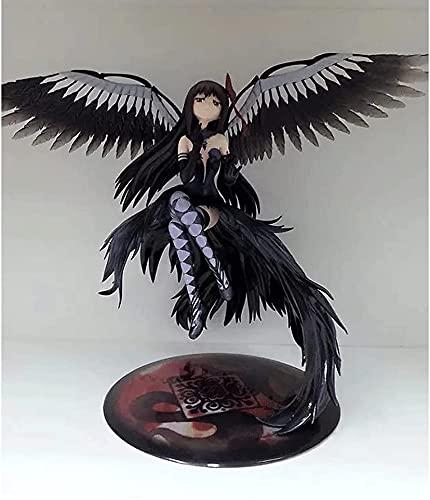 Puella Magi Madoka Magica Kaname Madoka Akemi Homura Demon Edition Figuras de anime Personajes de dibujos animados Modelo Estatua Juguete Figura estática Estatuilla Colecciones de