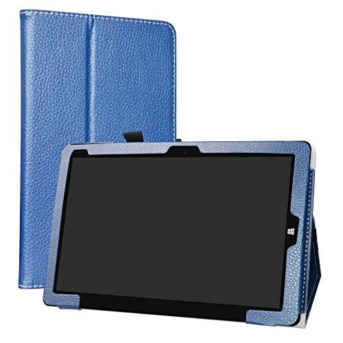 "Chuwi Hi10 Air Funda,LiuShan Folio Soporte PU Cuero con Funda Caso para 10.1"" Chuwi Hi10 Air Android Tablet (Not fit CHUWI Hi10 /Hi10 Plus),Azul"