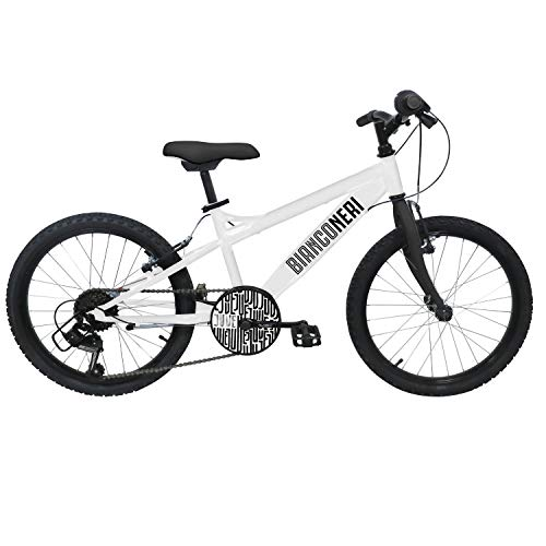 Mondo 25484 Toys-Bicicleta Mod. F.C Juventus 25484-Freno Delantero y Trasero para niño, Talla 20