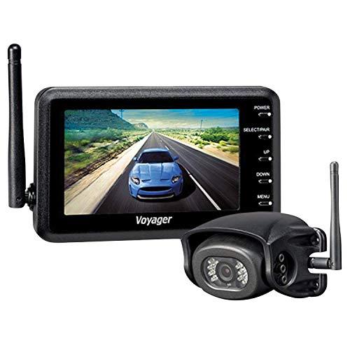 Jensen WVHS541 Wireless WiSight Backup Camera 5.6' Monitor