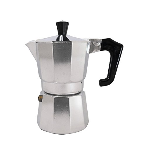 Pezzetti Stove-Top Moka Espresso Italian Coffee Maker Moka Pot-...