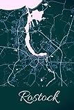 Rostock: Deine Stadt, deine Region, deine Heimat! | Notizbuch DIN A5 karierte 120 Seiten Geschenk (German Edition)
