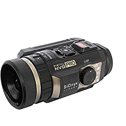 SIONYX Aurora PRO I Full-Color Digital Night Vision Camera with Hard Case I Infrared Night Vision Monocular with Ultra Low-Light IR Sensor I Weapon Rated, Water Resistant, WiFi, Compass & GPS Capable.
