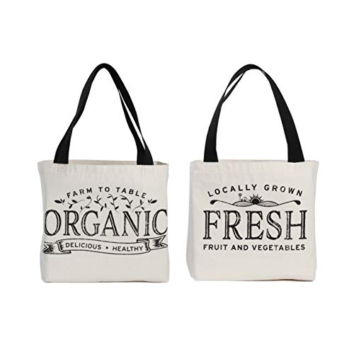 Reusable Grocery Bag Shopping Tote Extra Large...