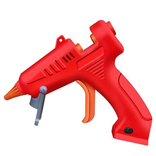 Pistola de Pegamento Caliente Sin Cable 8W Mini Pistola De Pegamento Caliente...