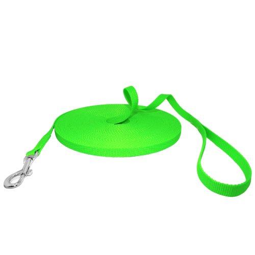 Hunde Design Robuste Neongrün Schleppleine Größe 20m