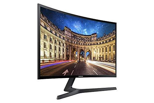 Samsung C24F396FHU 60,9 cm (24 Zoll) Curved Monitor, schwarz - 11