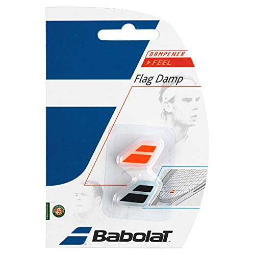 Babolat Schlägerzubehör Flag Damp 2er Pack, 700032-162