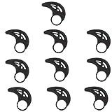 Baoblaze 10 Pezzi Ricambio Clip Earhook Gommini E Eargel per Trasparente Talk Auricolare Bluetooth