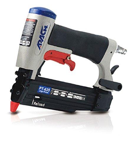 Clavadora Neumática Combi Apach PT 635 para agujas con y sin cabeza de 0,6 mm de grosor y hasta 35 de largo + 3.000 Puntas +...