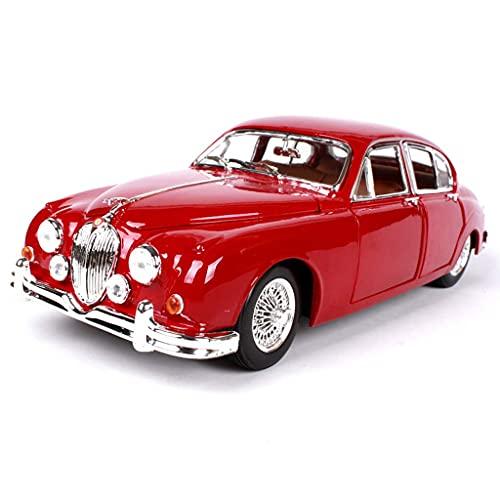 XHAEJ Legierung Auto stierguss Auto Modell Simulation 1:18 Ratio Auto Model Klassische Auto Model Spielzeug Geschenk für Jungen Kinder