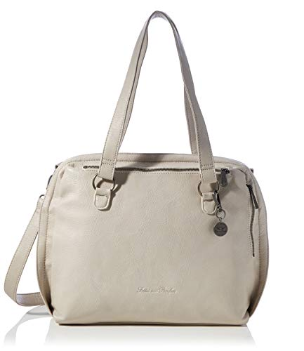 Fritzi aus Preussen Damen Gwen medium Shopper, Cotton, One Size