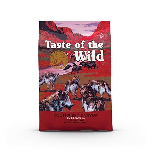 Taste Of The Wild pienso para perros con Jabali 2 kg Southwest canyon ⭐