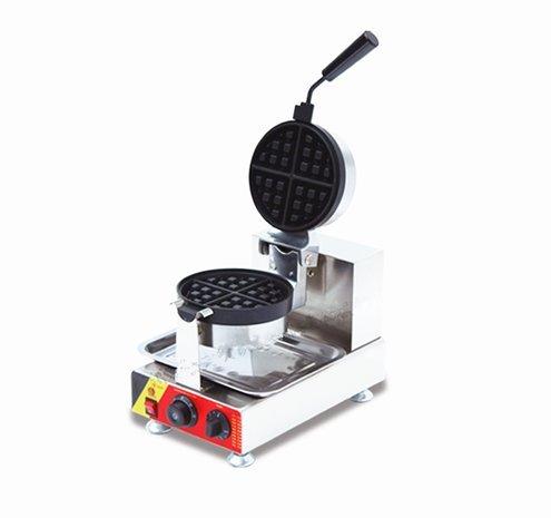Automatik Maker Waffeleisen Belgische Waffel Herstellung Maschine Baker no-stick CE Zertifizierung 220–240 V
