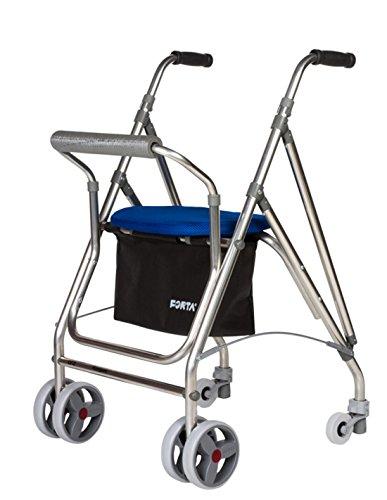 Andador con asiento marca Forta