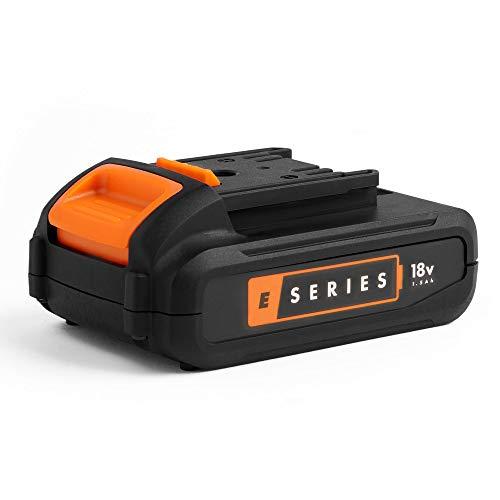 VonHaus E-Series 18V 1.5Ah Li-ion Spare Battery, Does NOT Fit The VonHaus Garden Range or D-Series – Cordless Handheld Lithium Battery – Long Lasting Charge – Li-ion