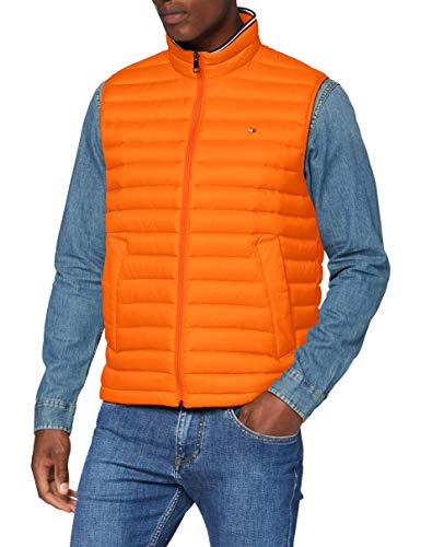 piumino 100 grammi uomo hilfiger Tommy Hilfiger Packable Down Vest Giacca